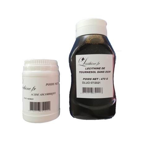 KIT VITAMINE C LIPOSOMALE
